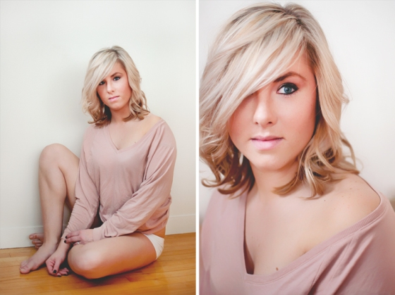 Miss Amanda | Saint Ignace Boudoir Photographer