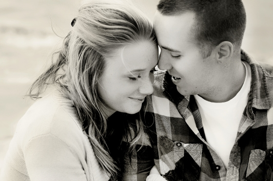 Hughes In Love | Saint Ignace Portrait Photographer