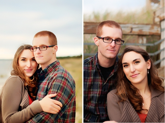 Fiona & Jason | Saint Ignace Portrait Photographer